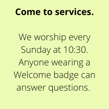 Come to services
